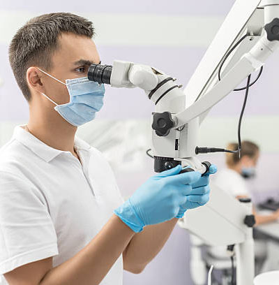 Operating Zeiss® Microscope