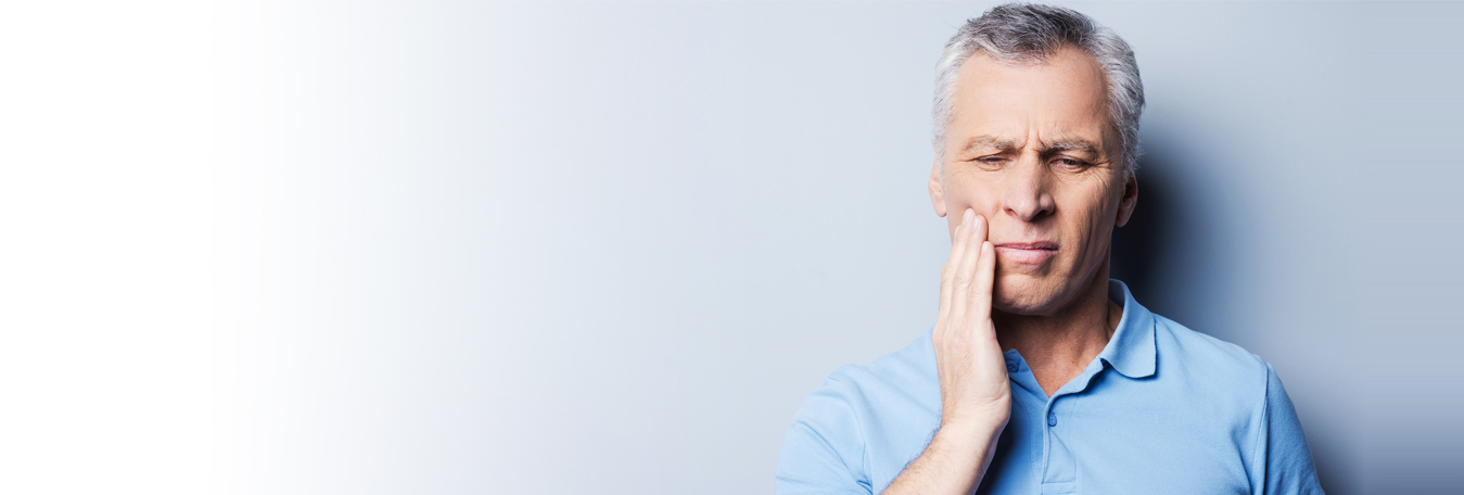 Toothache Pain in tooth